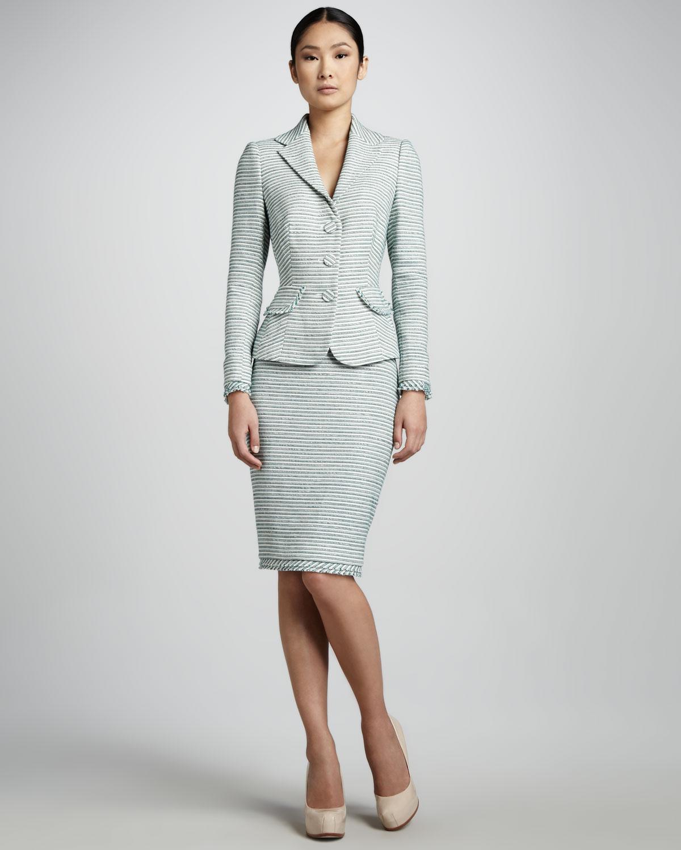 Bayan Takım Elbise Etekli