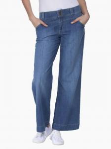 Yazları serin tutan bol(ispanyol) paçalı kot Lc waikiki pantolon