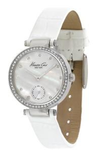 World popular ladies white wrist watch