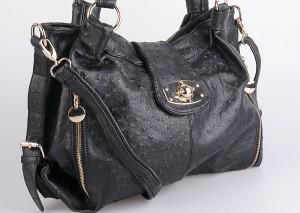 Bol bol bölmelere sahip bayan kol çantası