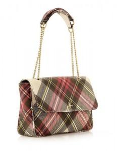 Hasır renklerine sahip bayan kol çantası